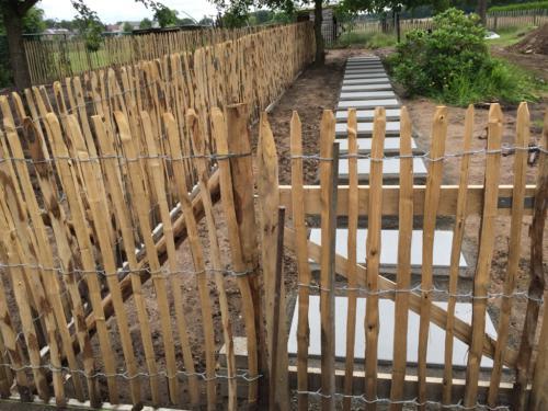 Plaatsen Tuinafsluitingen en Omheiningen 24